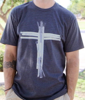 drum-stick-cross-mens-christian-shirt_01