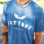 tri-blend christian t-shirt from set free apparel