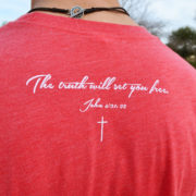 Freedom Christian shirt for men